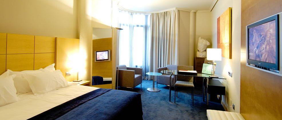 Habitación Hotel Silken Ciudad de Vitoria